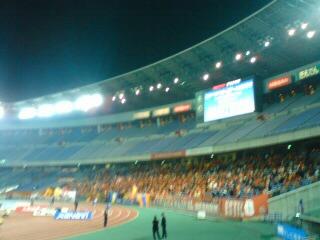 横浜F・マリノス戦 2-0<br />  勝利