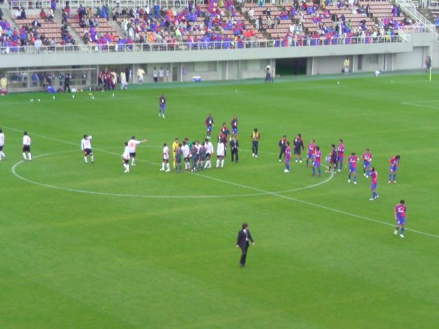 ナビ杯 FC東京戦勝ち点1