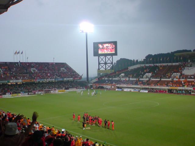 札幌戦終了3-1勝利