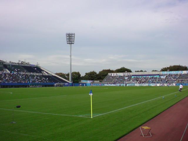 横浜FC対沖縄かりゆしFC