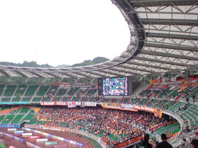 静岡ダービー試合前