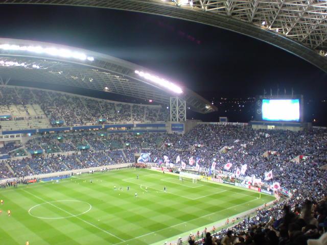 FIFA 2010WC QF 日本対バーレーン戦