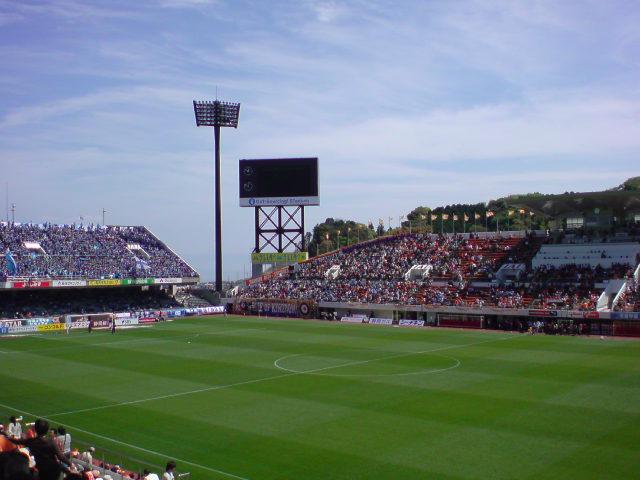 川崎戦試合開始前