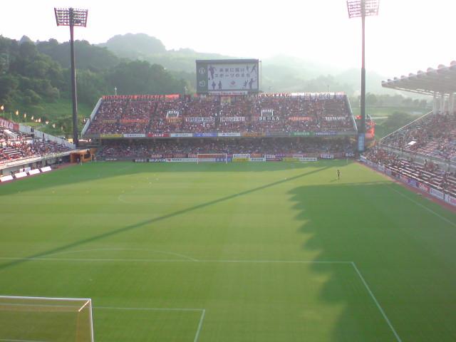 京都戦試合前
