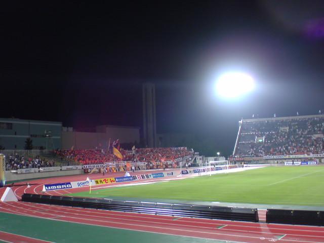 ガンバ大阪戦 4-1<br />  勝利
