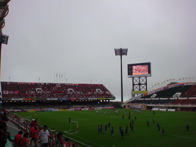 ナビ杯QF第2<br />  戦試合前