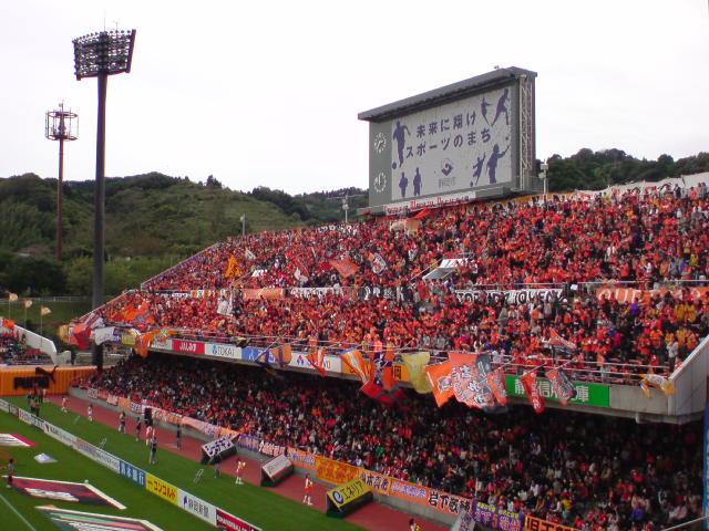 FC東京戦試合前