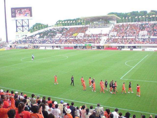 ナビ杯の横浜FM<br />  戦はドロー