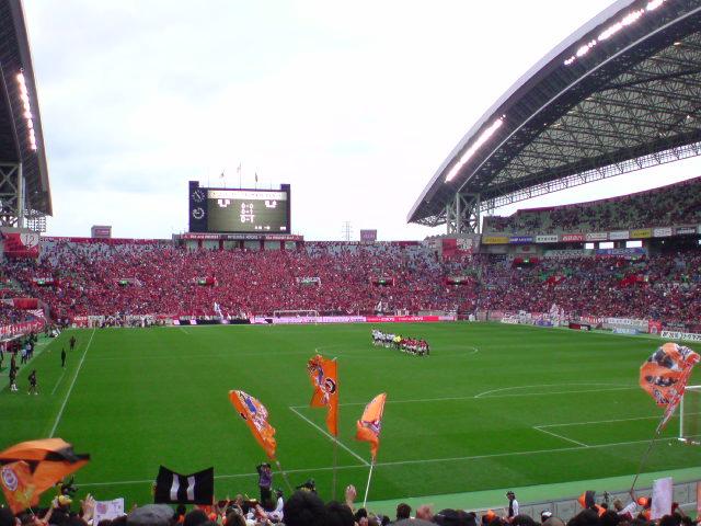 浦和レッズ戦 1-0<br />  で勝ち点3