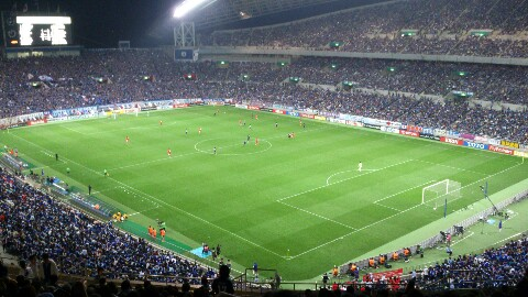 FIFAWC2014_FR01 日本対オマーン観戦記
