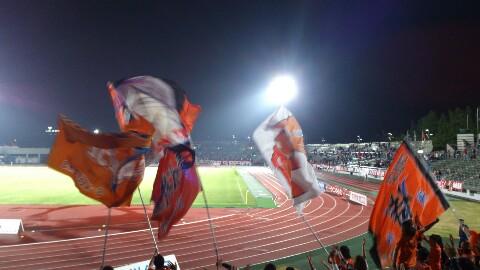 札幌戦、試合終了