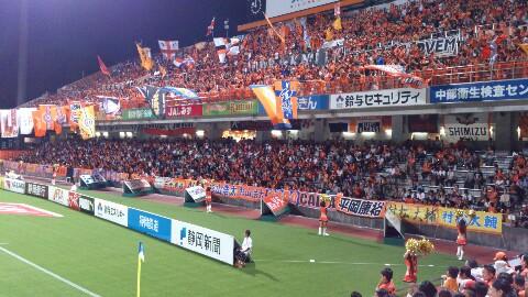 FC東京戦、試合前
