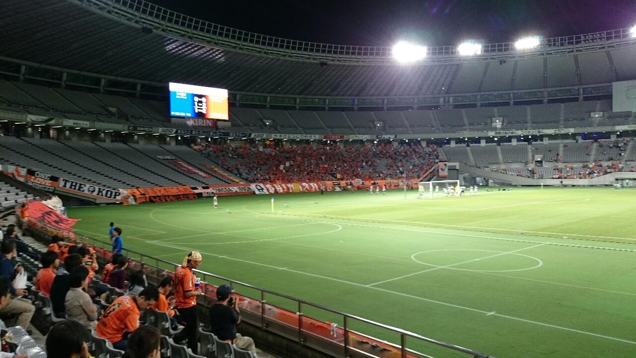 FC東京戦、みんなで勝ちきった感じ