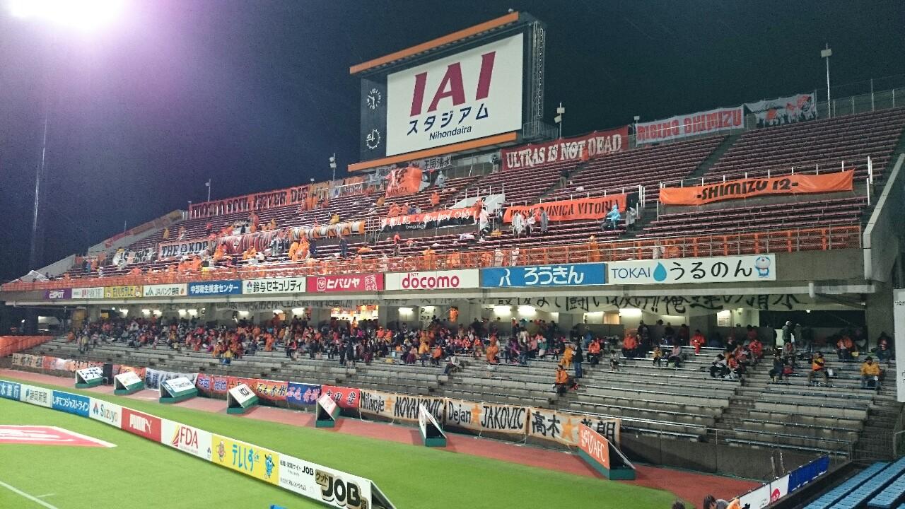 新潟戦、試合前ですが